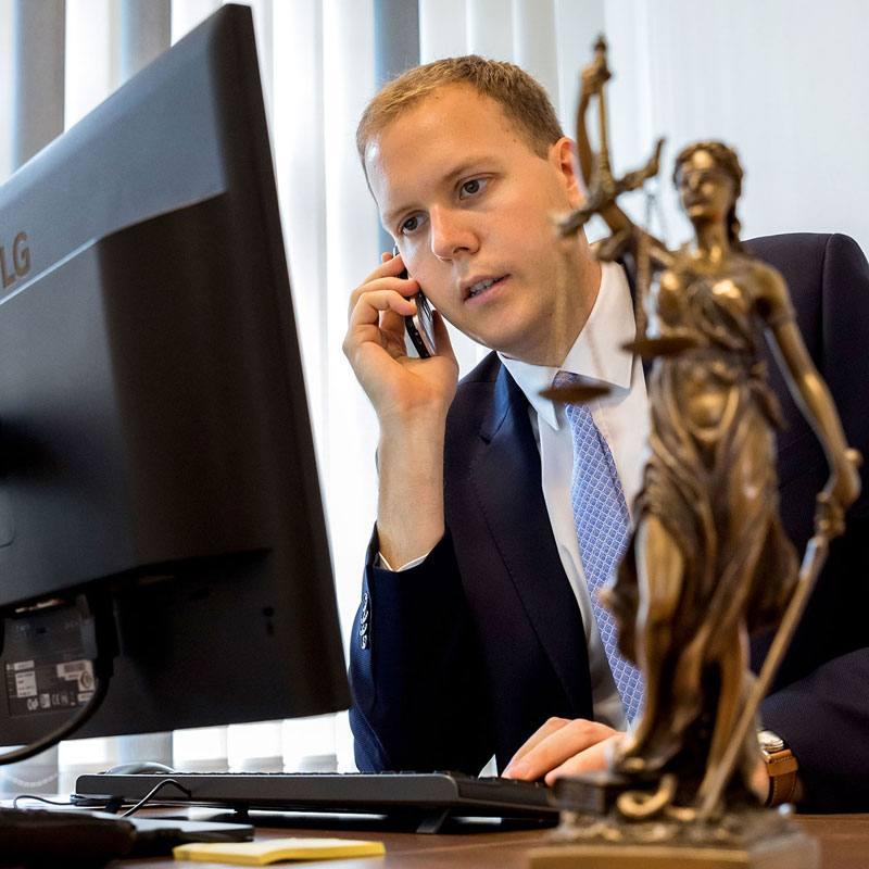 Anwalt Steffen Hahn aus Viersen