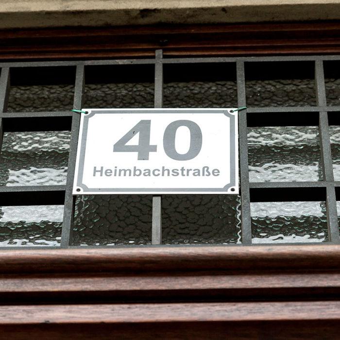 Heimbachstraße 40, Viersen