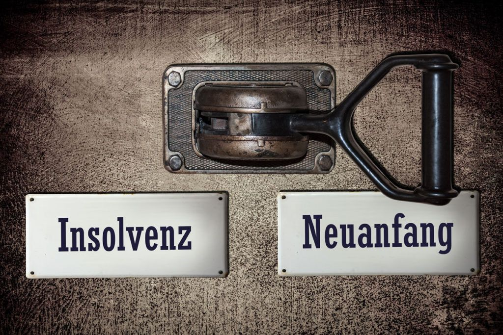 Restschuldbefreiung - Neuanfang bei einer Insolvenz