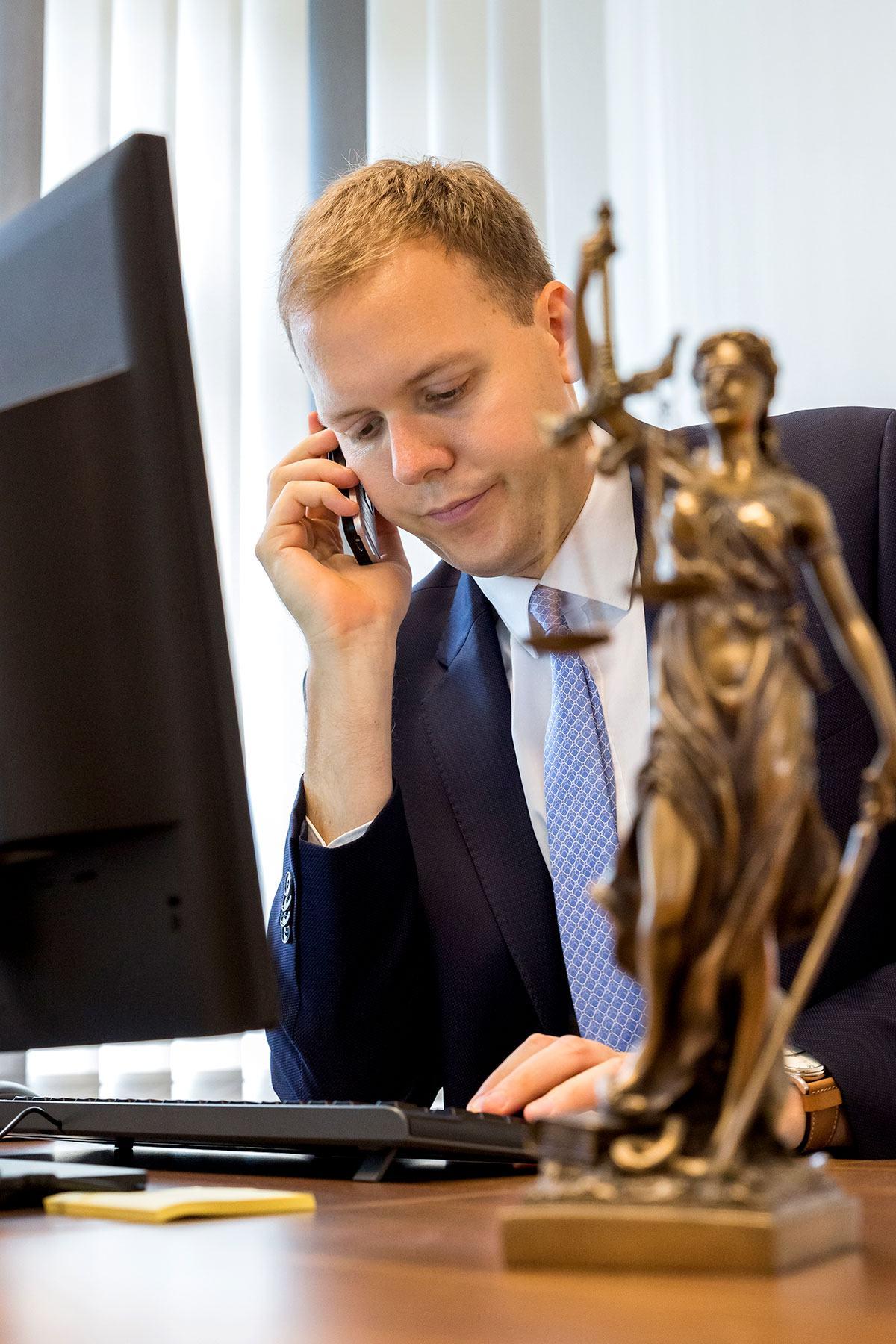 Rechtsanwalt Steffen Hahn